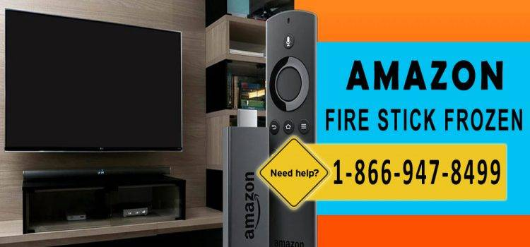 How To Fix Amazon Fire Stick Frozen Problem