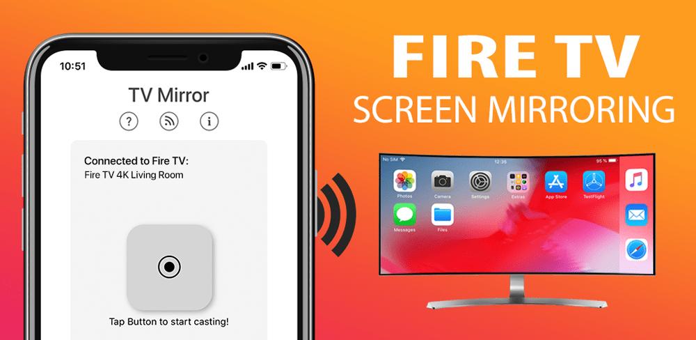 Amazon Fire Stick Screen Mirroring