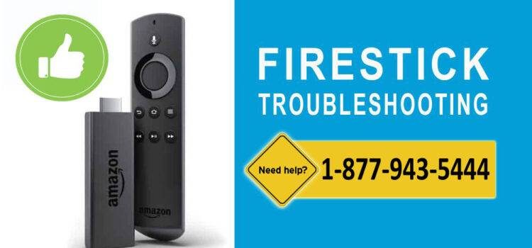 Fire Stick Troubleshooting