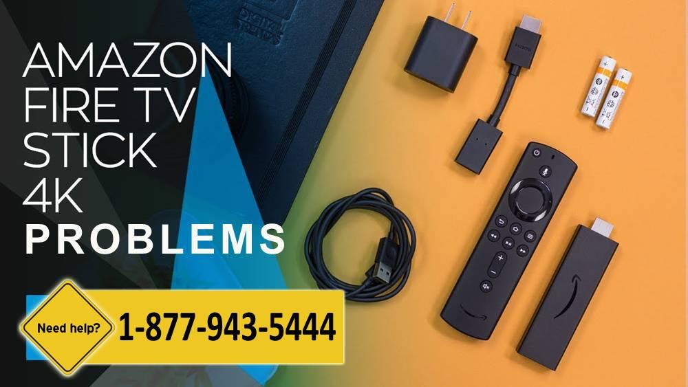 Amazon Fire Stick Troubleshooting