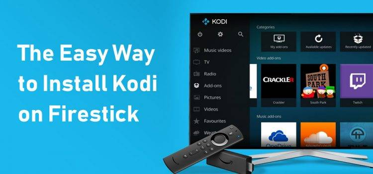 Install Kodi on Fire Stick