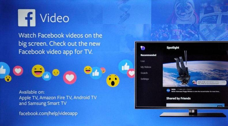 Facebook Video App For Amazon Fire Stick