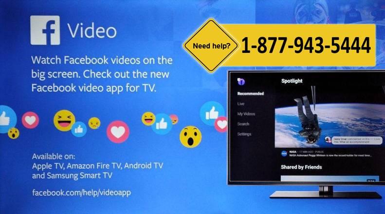 Facebook Video App For Amazon Fire Stick