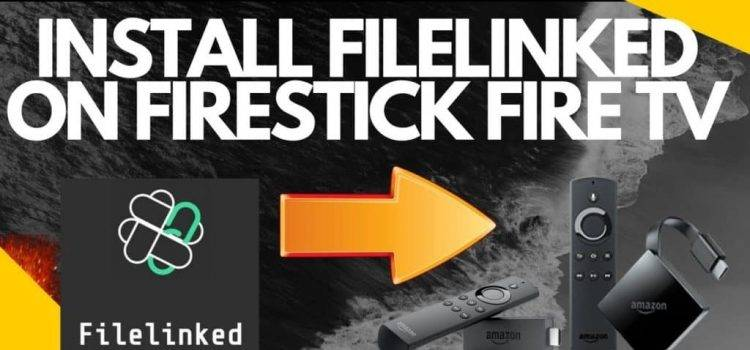 Install FileLinked App on Fire Stick