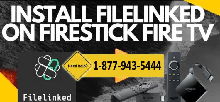 Install FileLinked App on Fire Stick