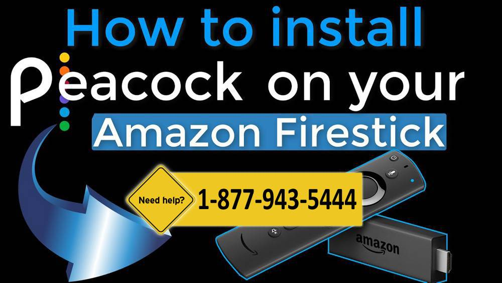 Install Peacock TV App On Fire Stick