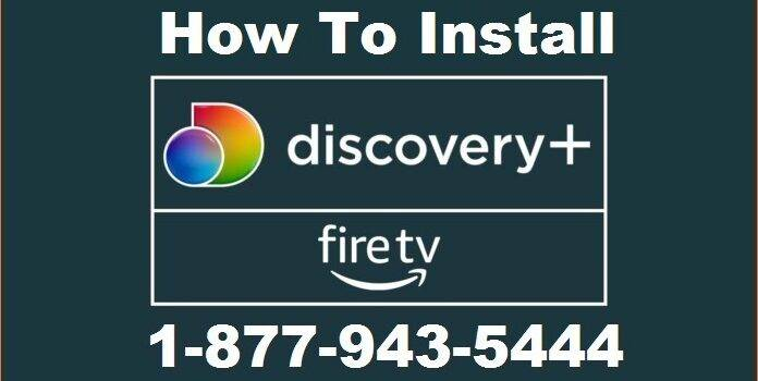 Discovery Plus on Firestick