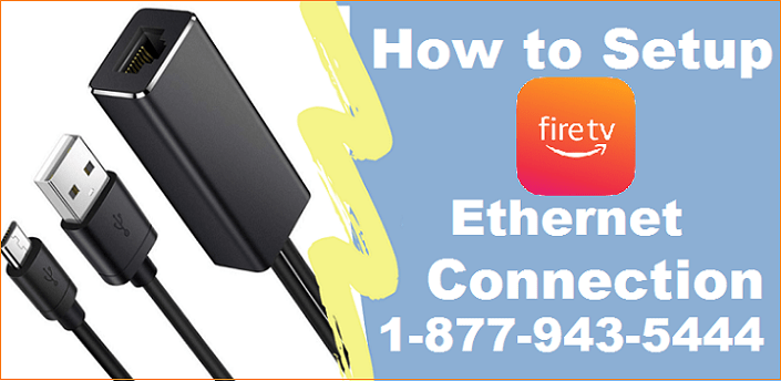 Fire Stick Ethernet Connection