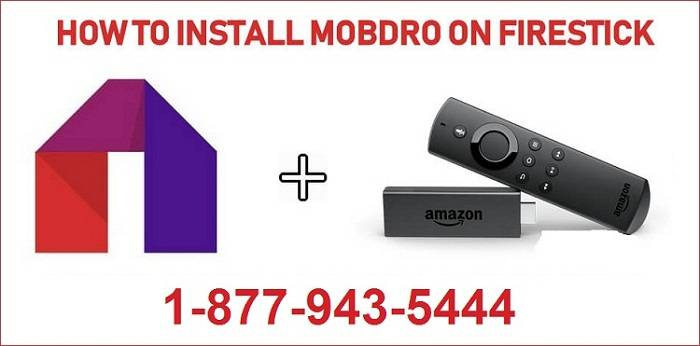 Mobdro APK On Firestick