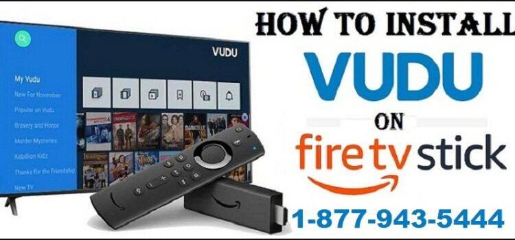 Install VUDU On Fire Stick