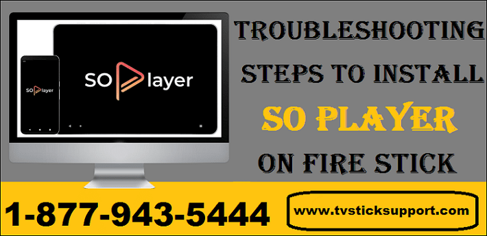 SO Player on Fire Stick