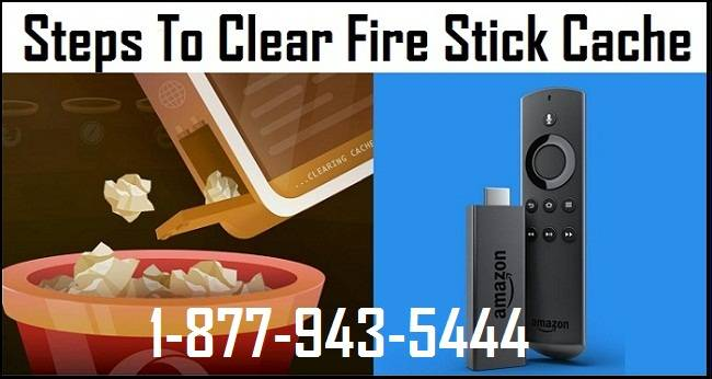 Trouble Free Steps To Clear Fire Stick Cache With Ease